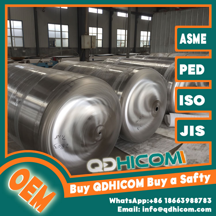 Stainless Steel Storage Tank 20000L 0.8Mpa